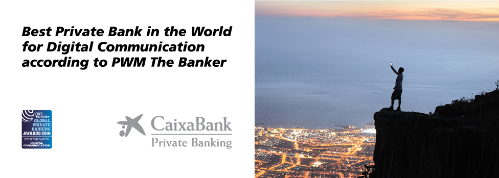 Best Private Bank in the World for Digital Communication according to PWM The Banker