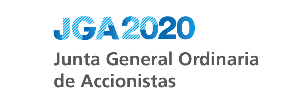 JGA 2020. Junta General Ordinaria de Accionistas