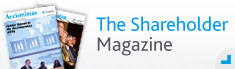 The Shareholder Magazine