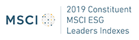 2018 Constituent MSCI ESG Leaders Indexes