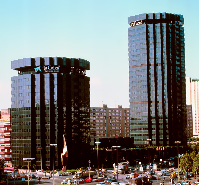 """la Caixa"" Towers, new headquarters"