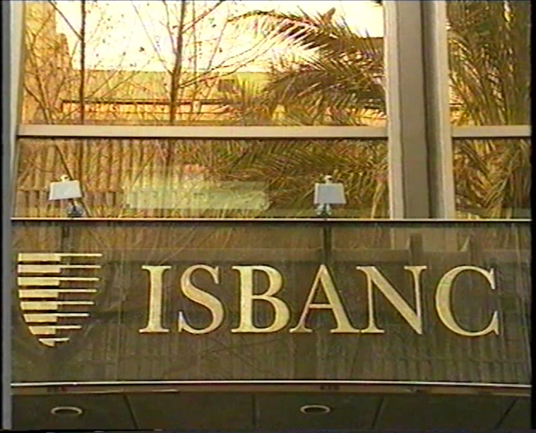 Isbanc branches.