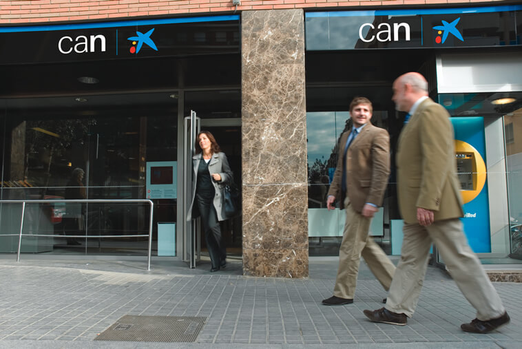 Civic Bank was incorporated into CaixaBank