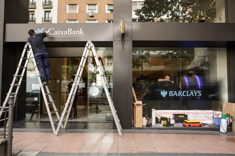 Change of brand for Barclays Bank S.A.U