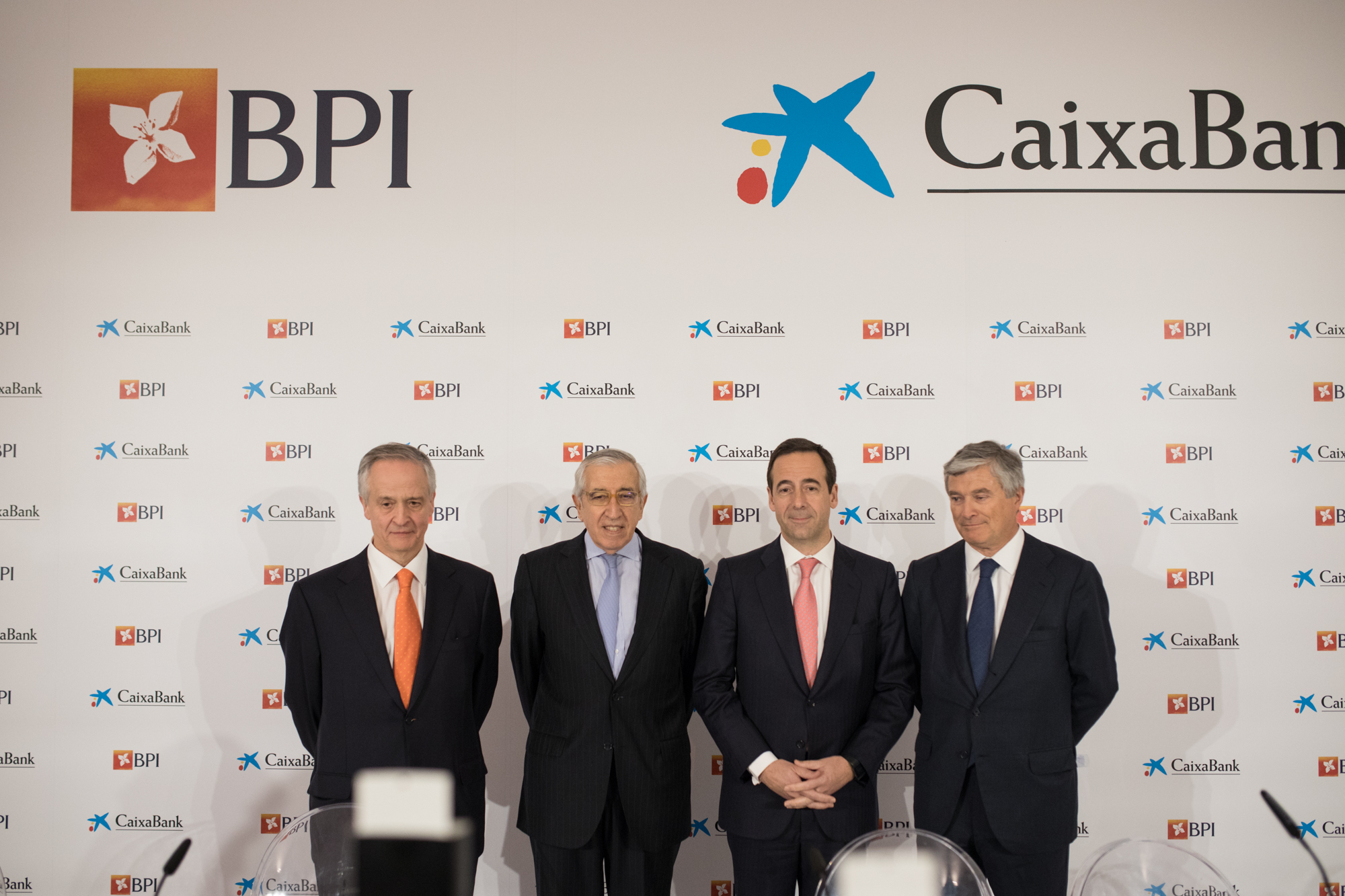 CaixaBank leads the Iberian market after securing 84.51% of BPI capital