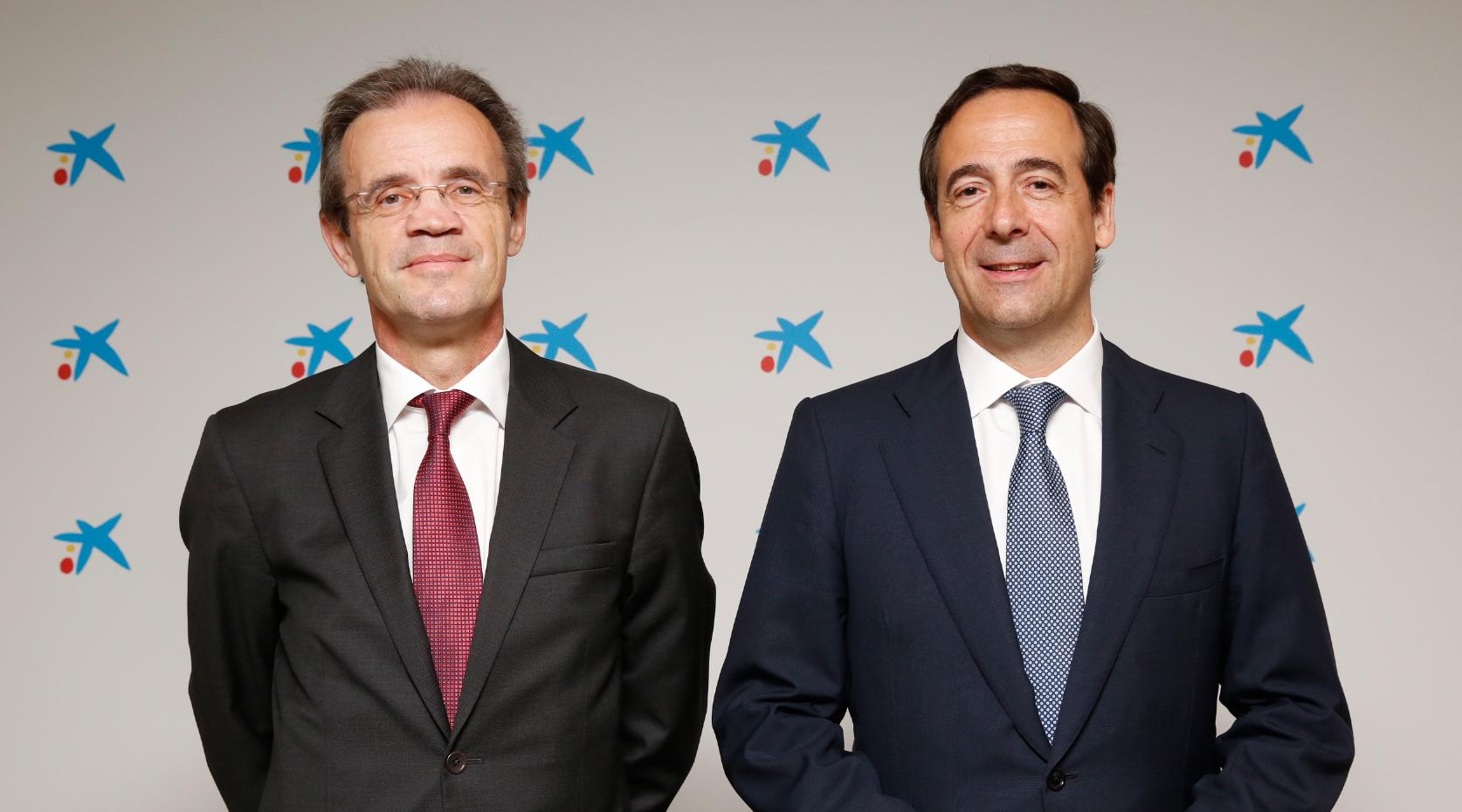 Resultado de imagen de Jordi Gual ha presidido hoy su primera junta general de CaixaBank