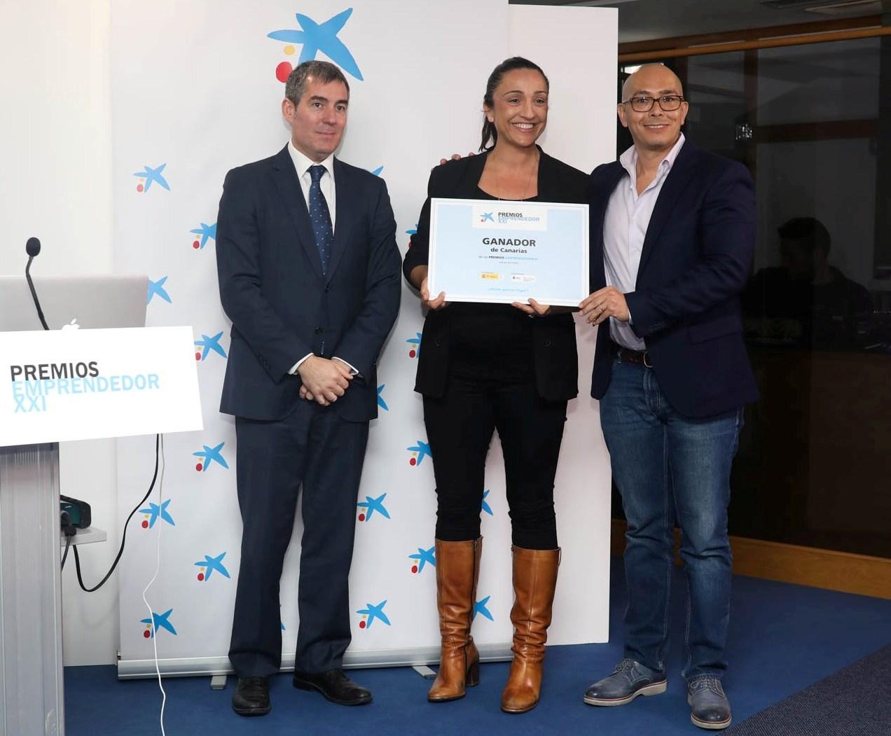Ferimark 2016 gana los Premios Emprendedor XXI de Canarias