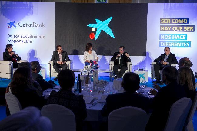 Resultado de imagen de CaixaBank reúne a clientes de banca privada de Tenerife para profundizar en el proyecto filantrópico y de RSC