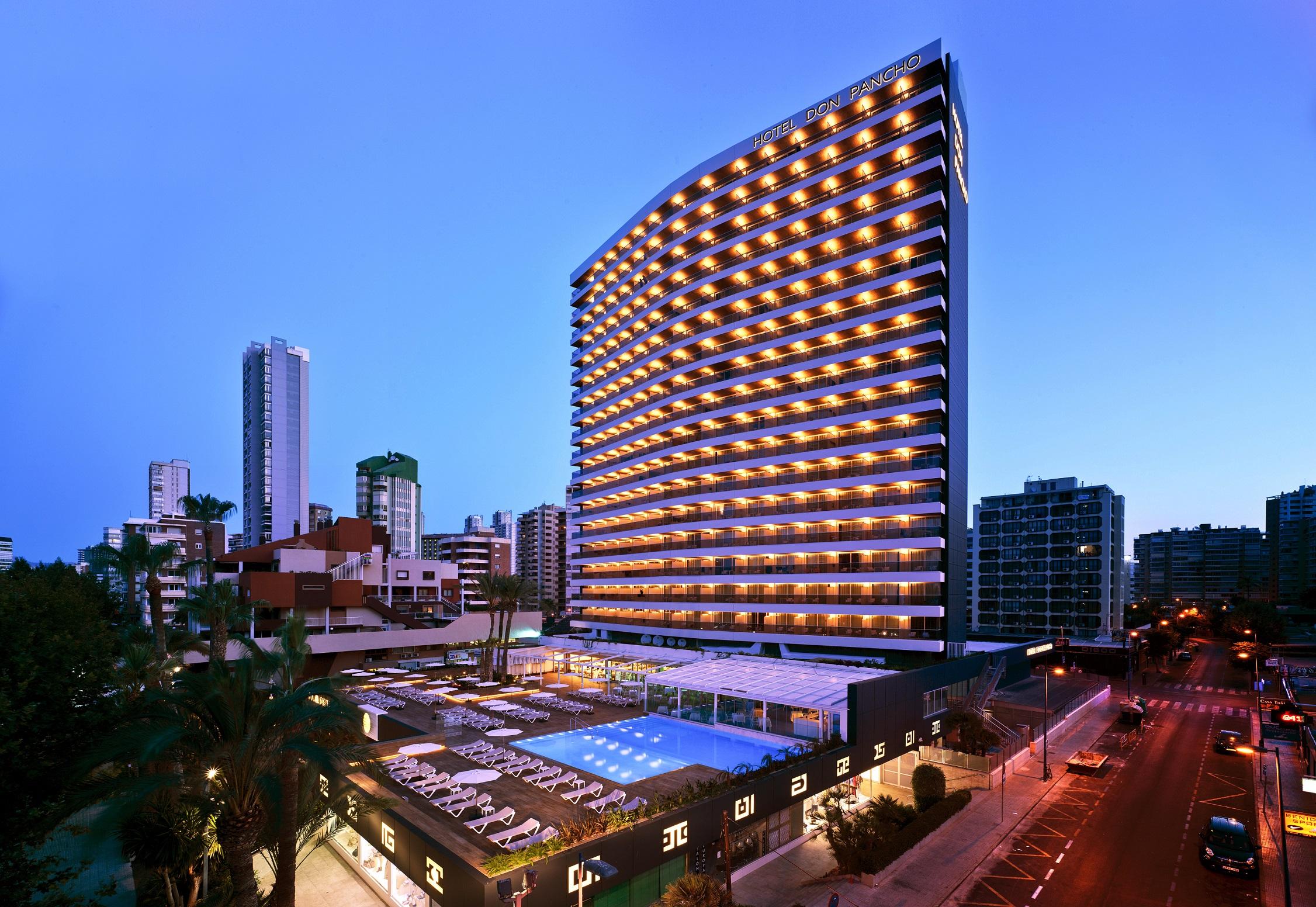Hotel Don Pancho, premio CaixaBank Hotels&Tourism a Mejor Reposicionamiento o Reforma (subcategoría de más de 50 habitaciones)